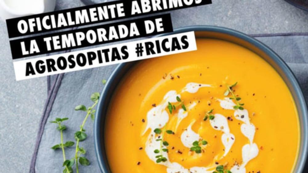 Image of Crema de Zapallo #Agrosopas