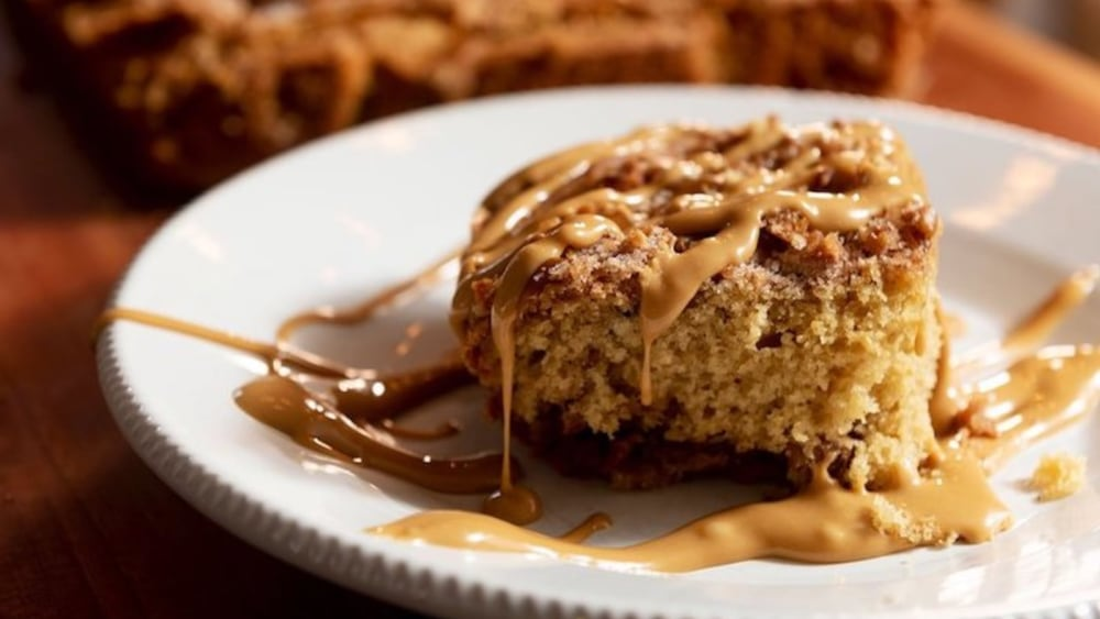 Image of Specialty Coffee Cake Recipe   Best Coffee, Best Cake