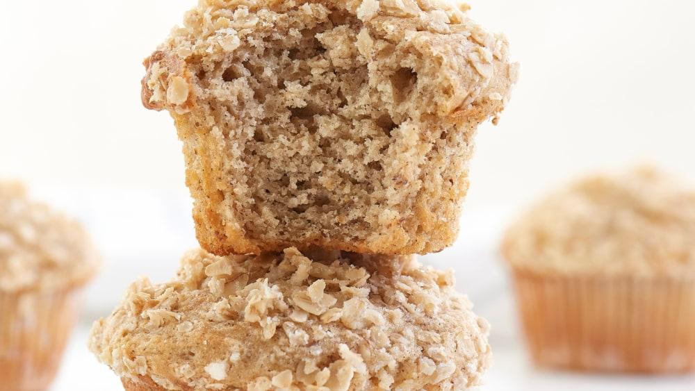 Image of Original Oatmeal Raisin Muffins
