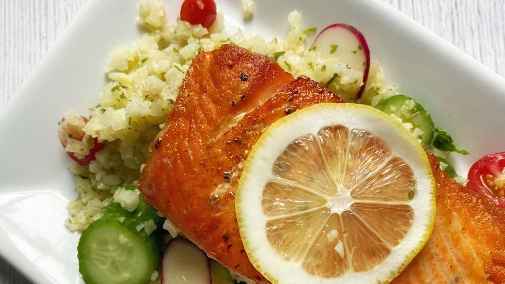 Image of Paleo Lemon Salmon