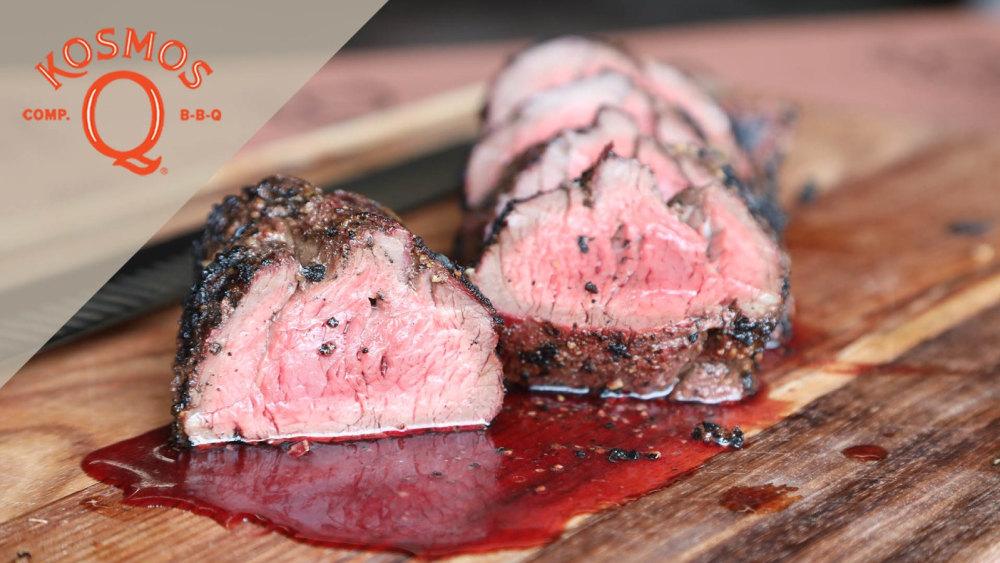 Image of Reverse Seared Beef Tenderloin
