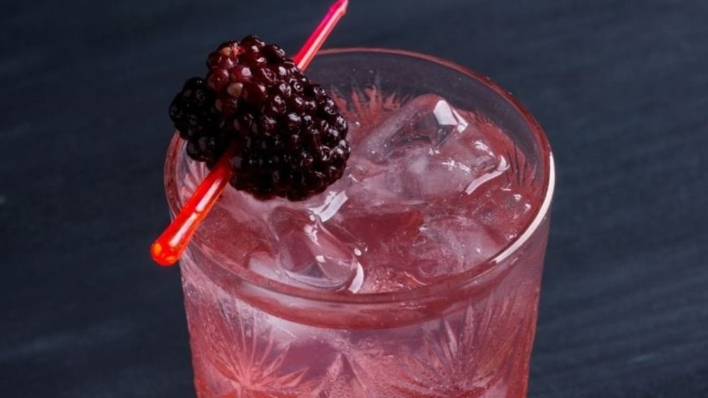 Image of Blackberry Whiskey Sour