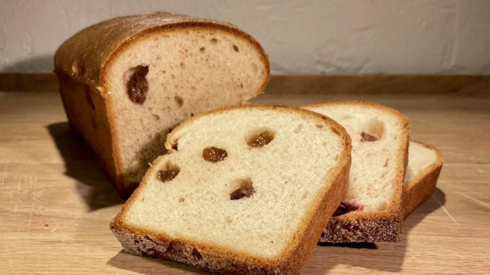 Image of Cinnamon and Raisin Loaf