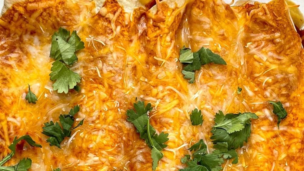 Image of Veggie Enchiladas