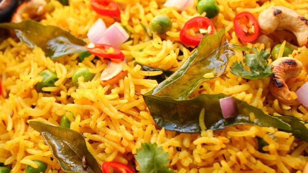 Image of CURRIED RICE