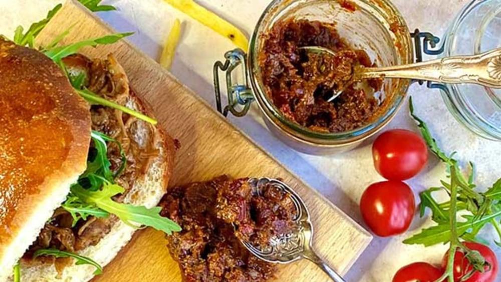 Image of Sticky Muscovado Pulled Pork