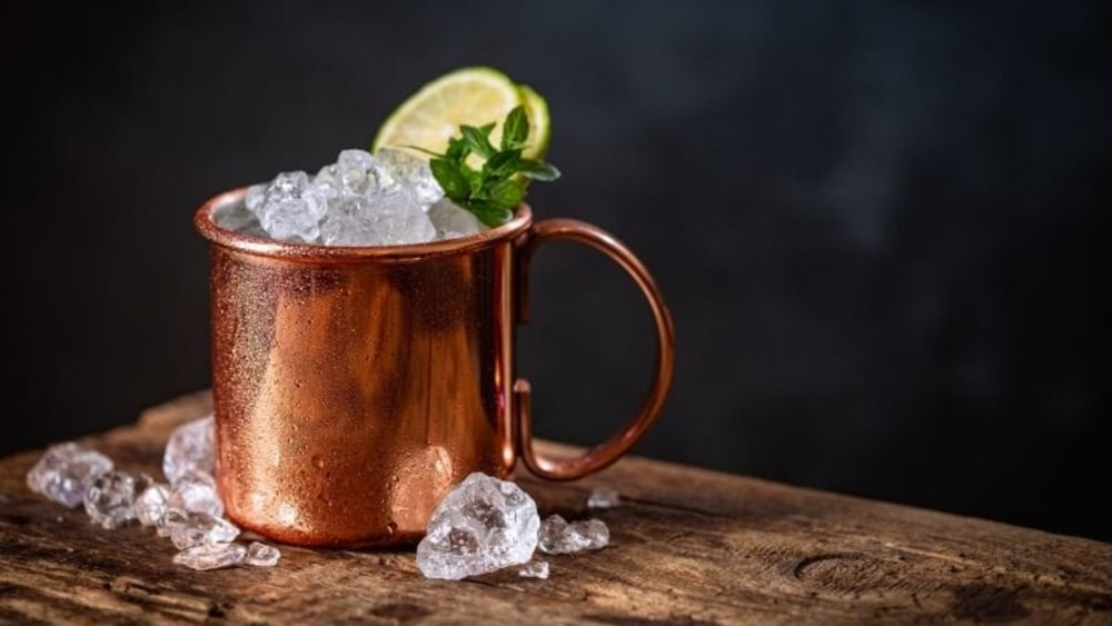 Image of Classic Low Carb Moscow Mule