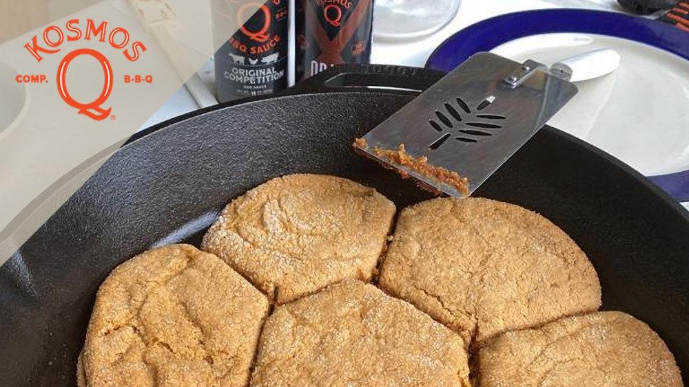 Image of Cast Iron BBQ Sauce Cookies