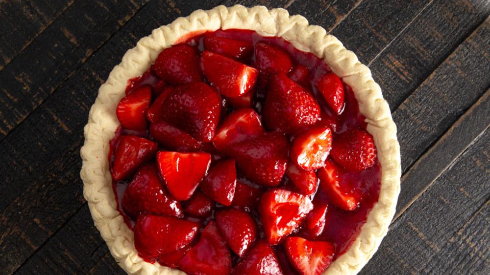 Image of Fresh Strawberry Pie