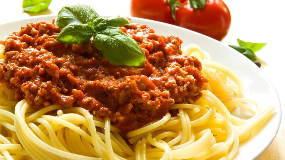 Image of Spaghetti Meat Sauce