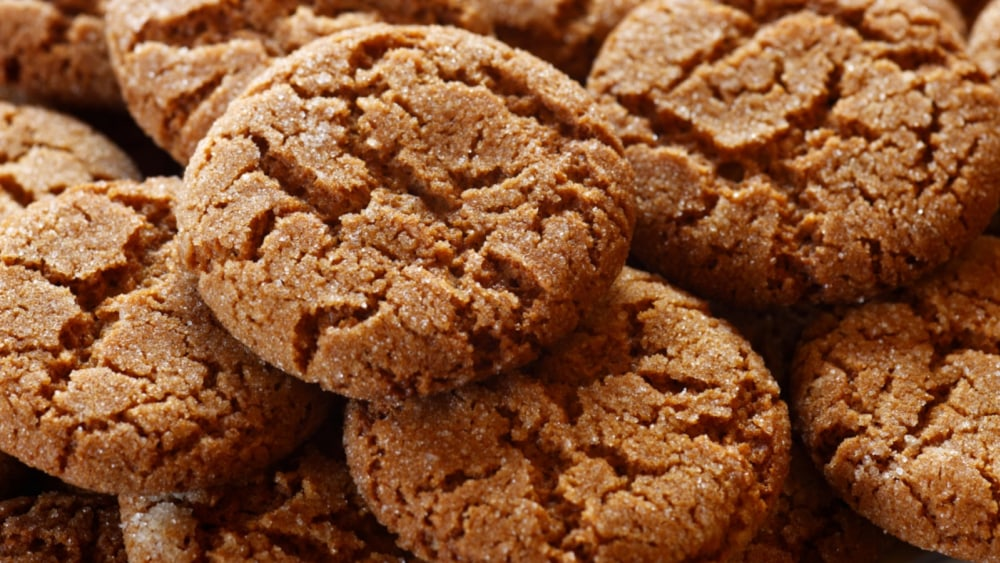Image of Ginger Snap Cookies