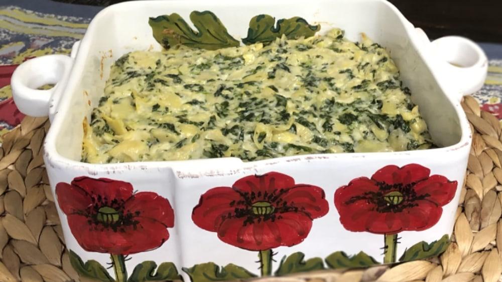 Image of Spinach Artichoke Dip
