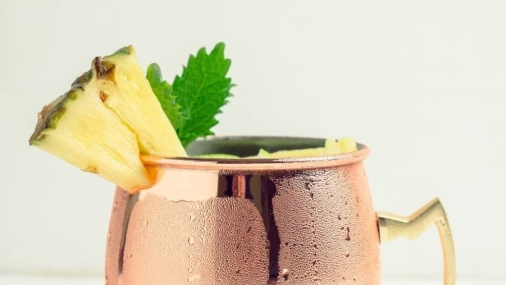 Image of Pineapple Moscow Mule