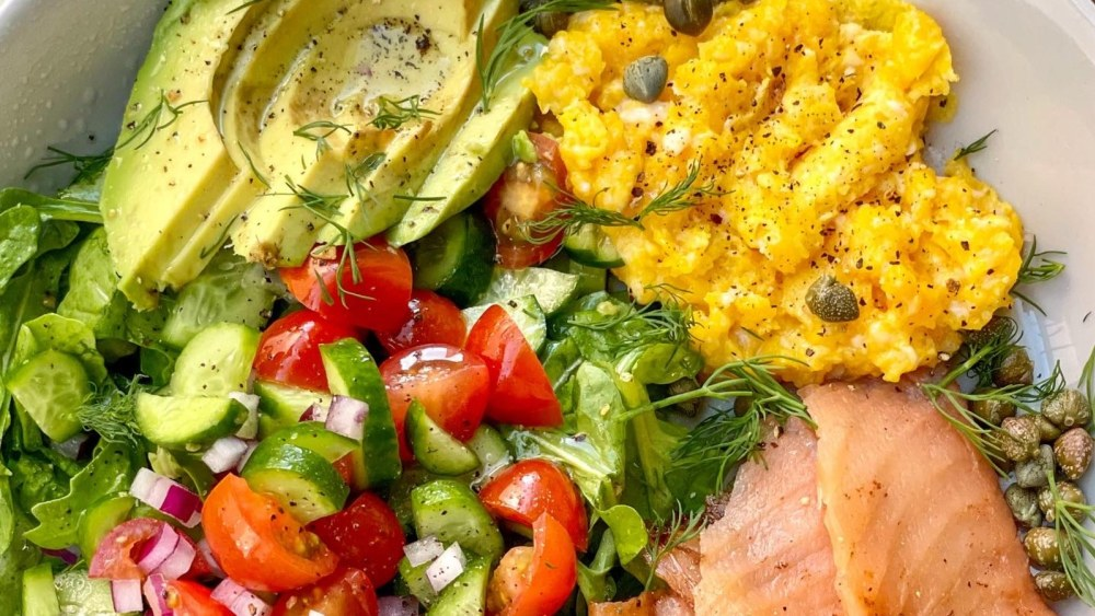 Image of Smoked Salmon Breakfast Bowl