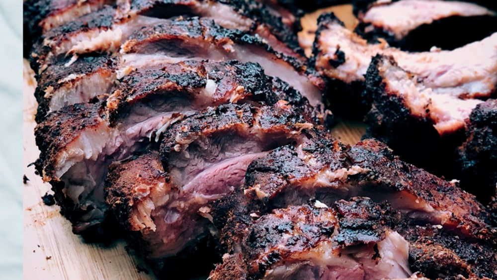 Image of Saftige und leckere BBQ Spareribs