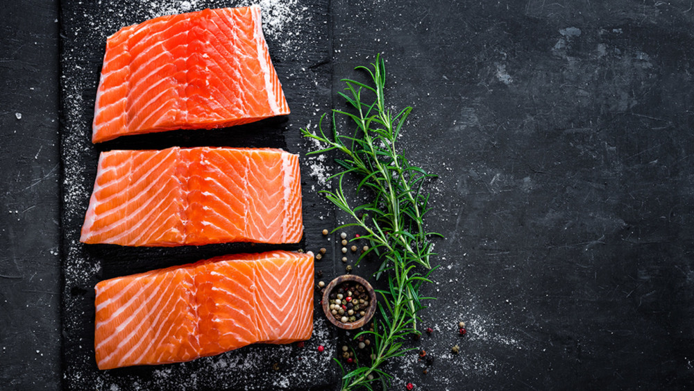 Image of Salmon a la Shiitake