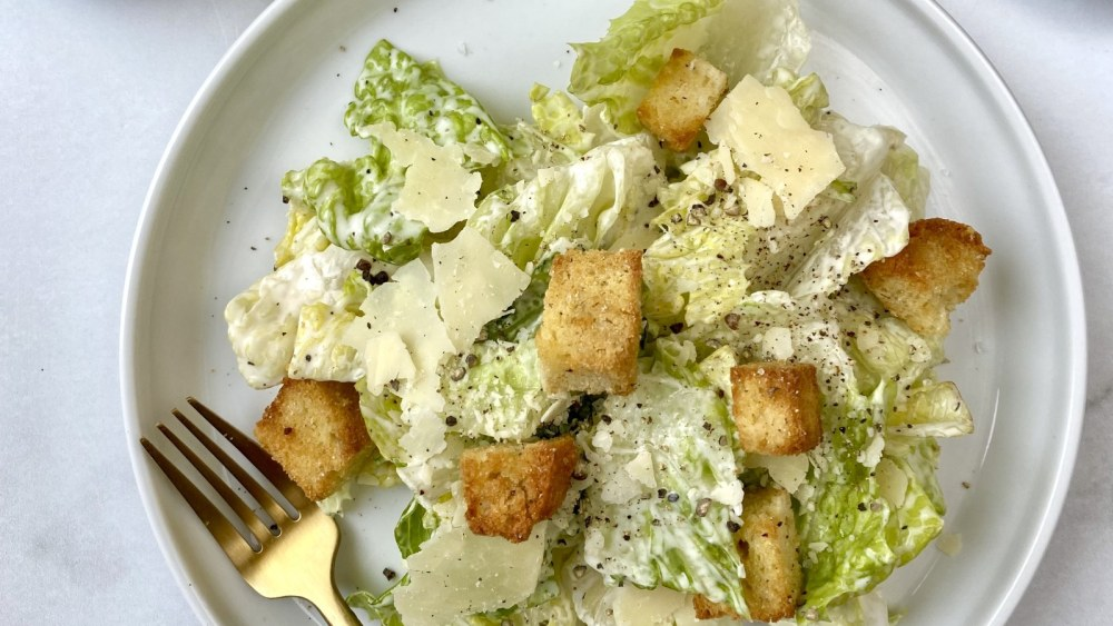 Image of Simple Keto Croutons
