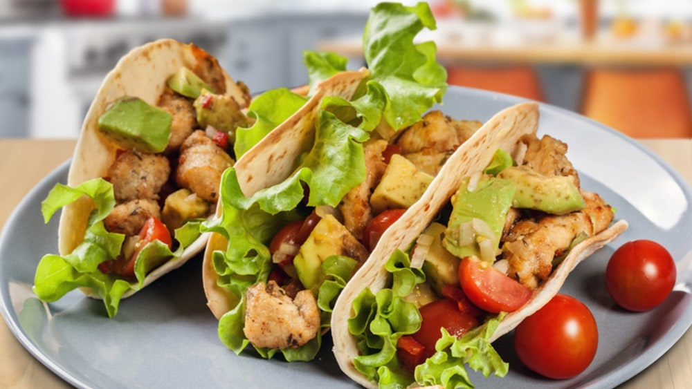 Image of Tacos Chicken Drumettes