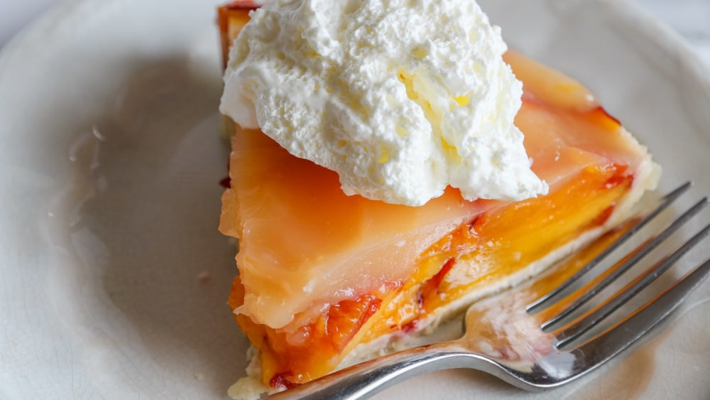Image of Gluten Free Fresh Peach Pie