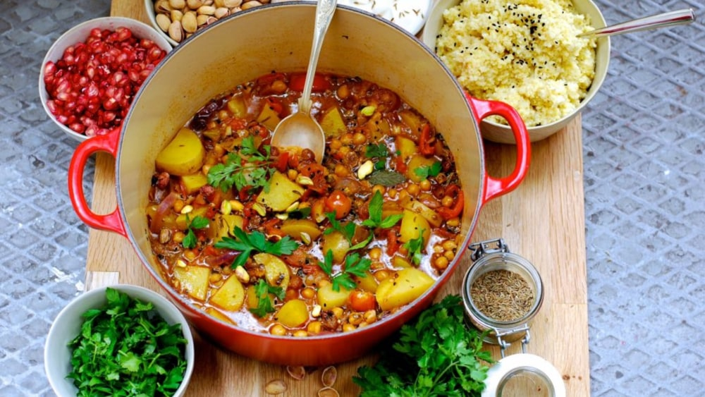 Image of My favourite tagine