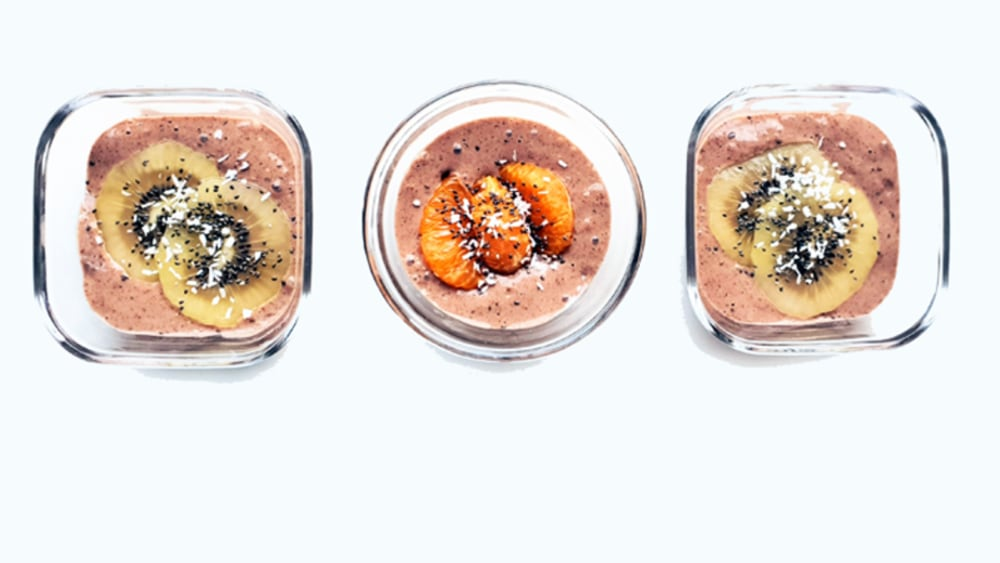 Image of Overnight Chocolate Chia Mousse