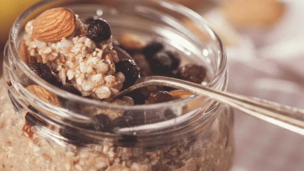 Image of Buckwheat Breakfast Jars