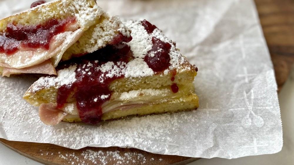 Image of Keto Monte Cristo Sandwich