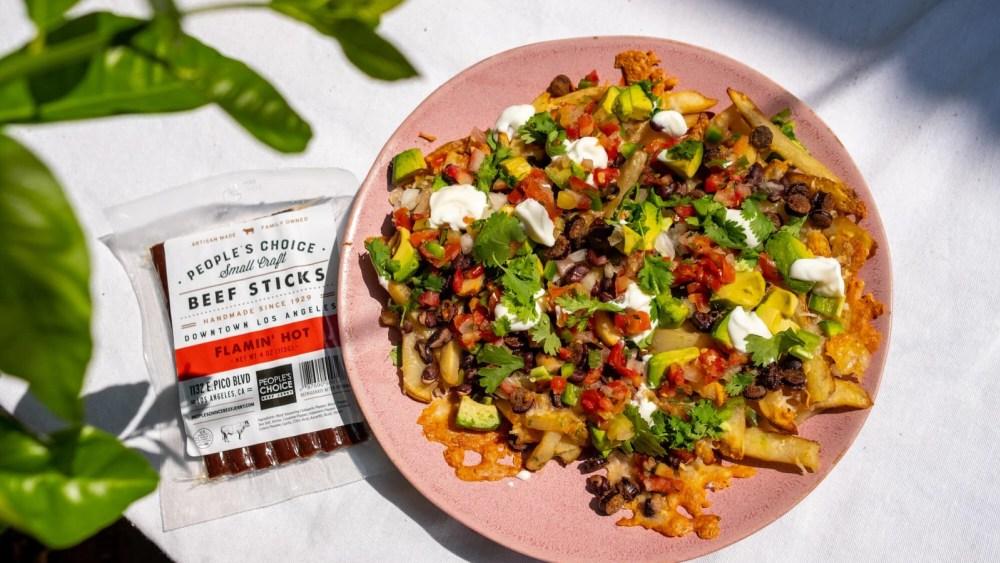 Image of Recipe: Flamin' Hot Nacho Fries