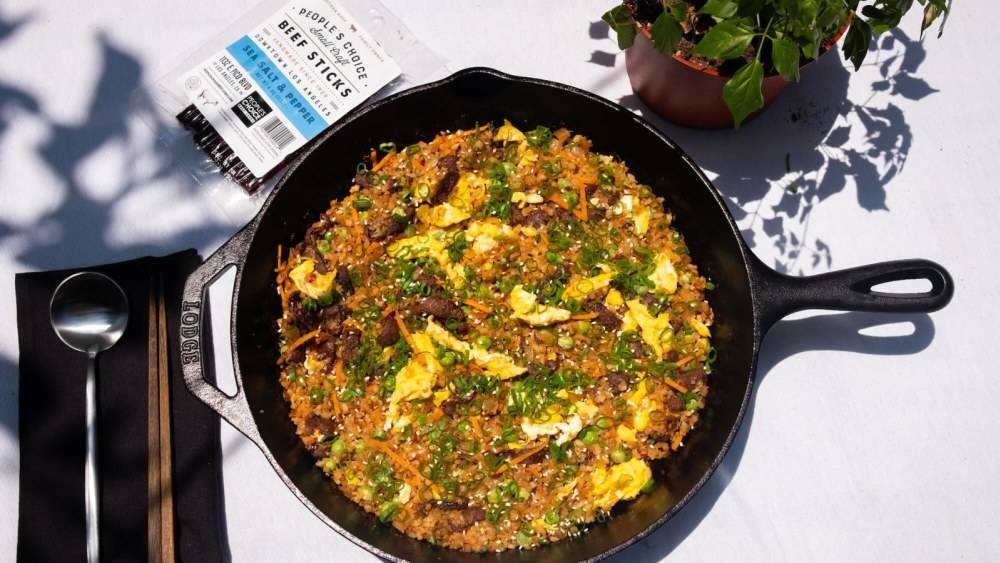 Image of Recipe: Keto Cauliflower Fried Rice
