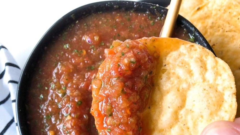 Image of Blender Salsa