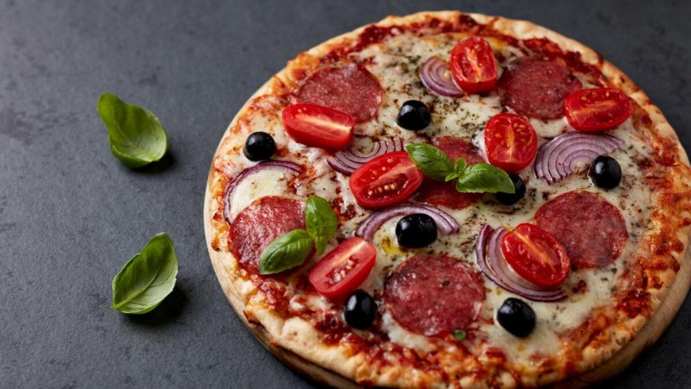 Image of Gluten Free Gourmet Pizza