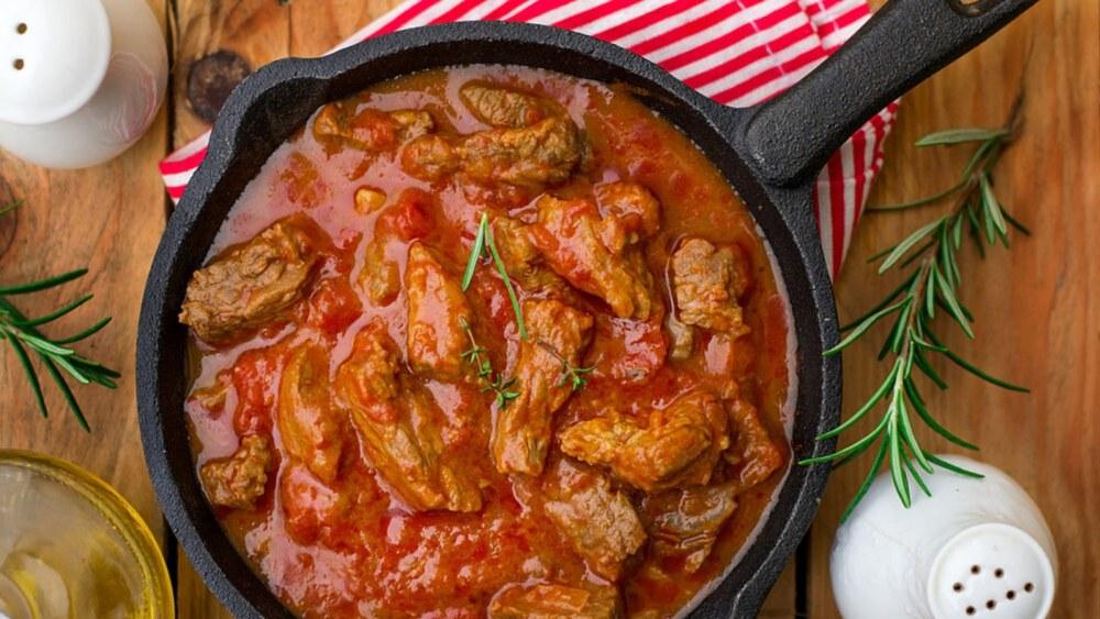 Image of Slowly Braised Lamb Stew
