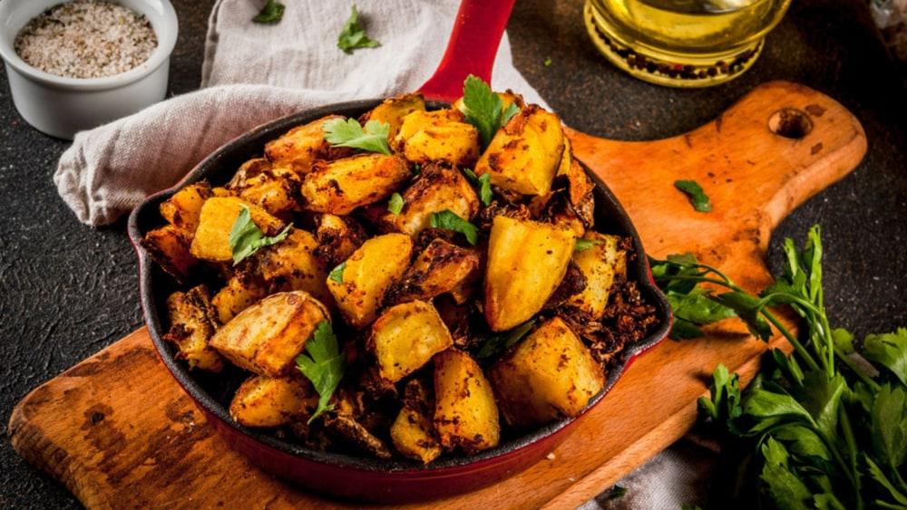 Image of Bombay Potatoes