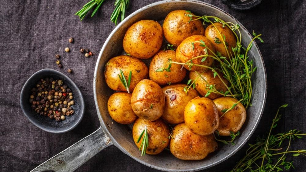 Image of Gourmet Roast Potatoes