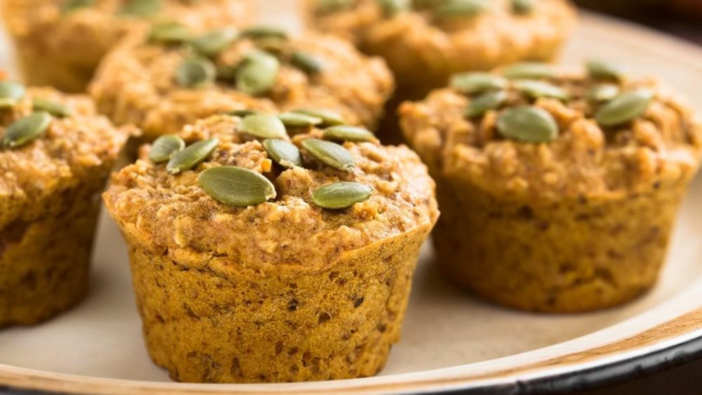 Image of Healthy Pumpkin Muffins