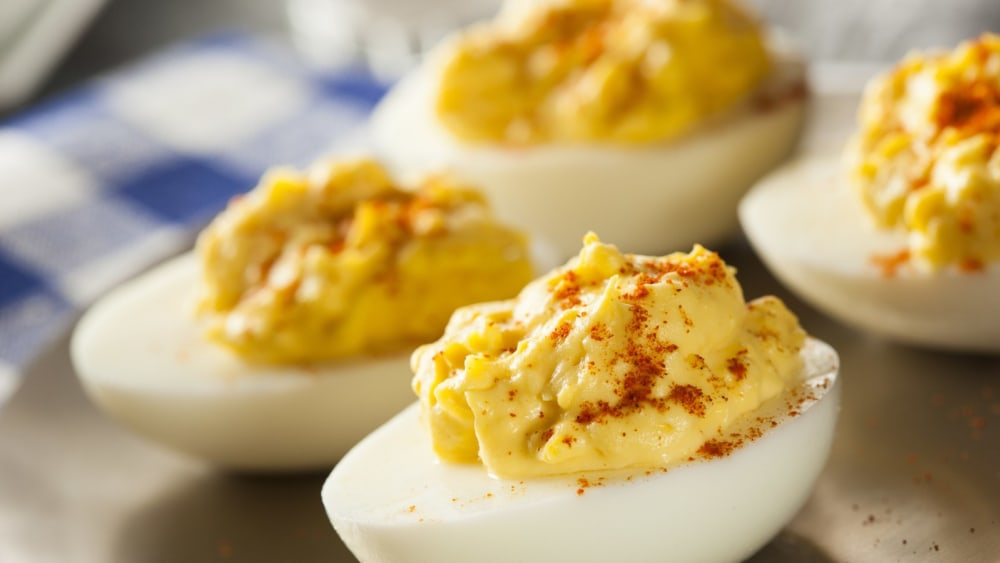 Image of Casino Eggs – Hungarian Devilled Eggs