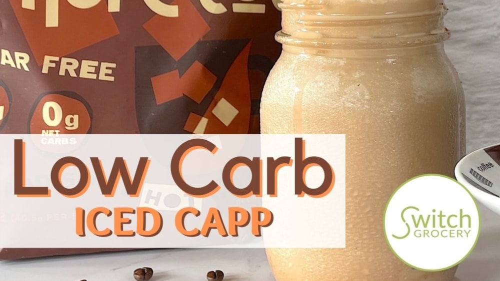 Image of Low Carb Iced Capp