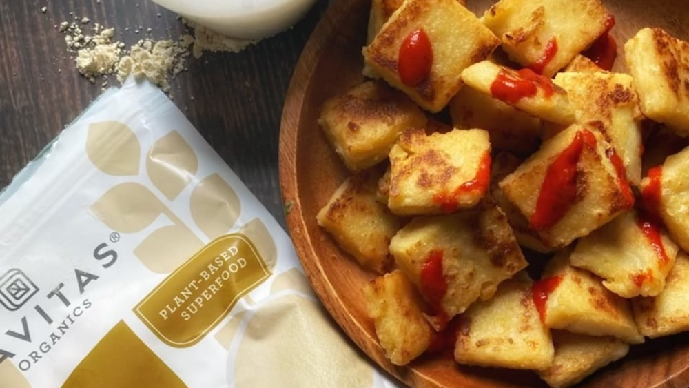 Image of Chickpea Panisse