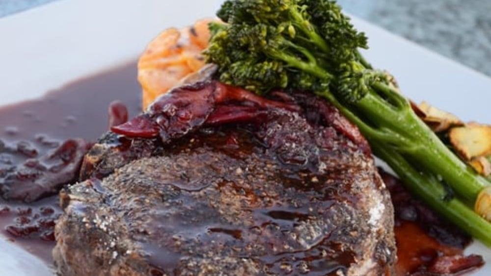 Image of Dry-Aged Rib-Eye Steak