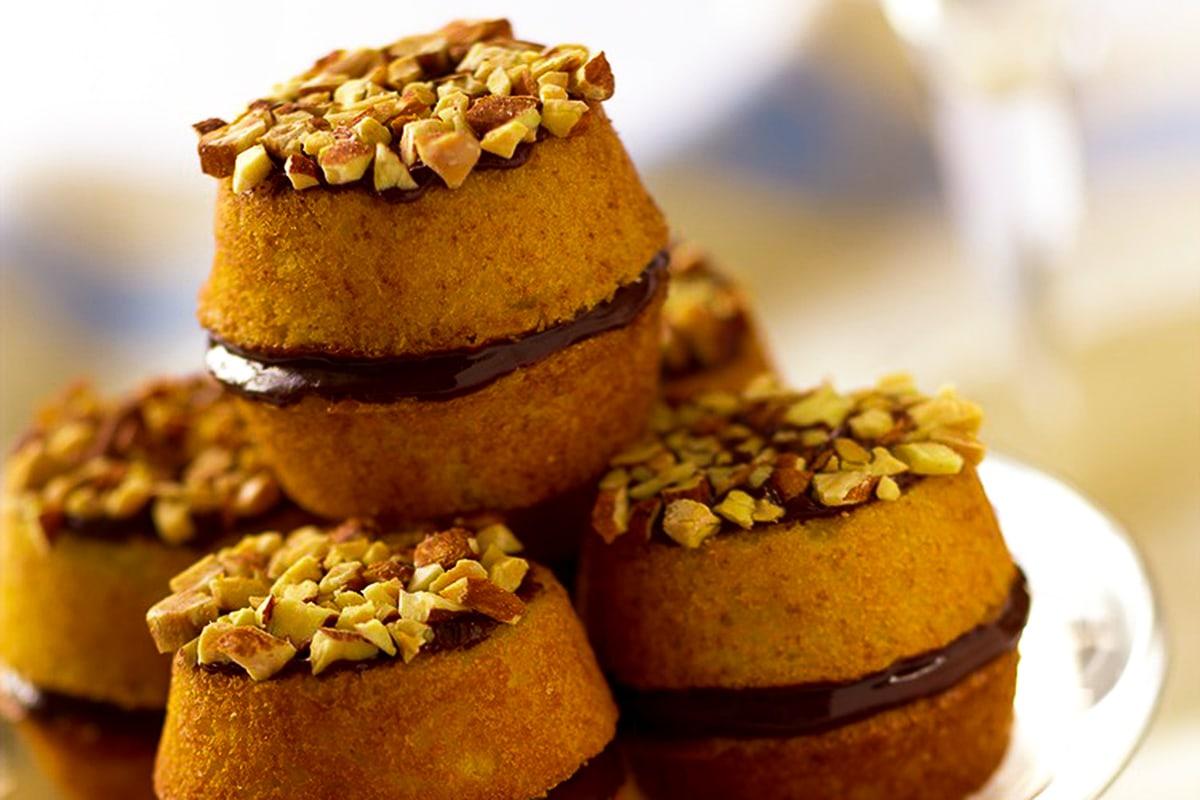 Image of Almond Chocolate Whoopie Pie