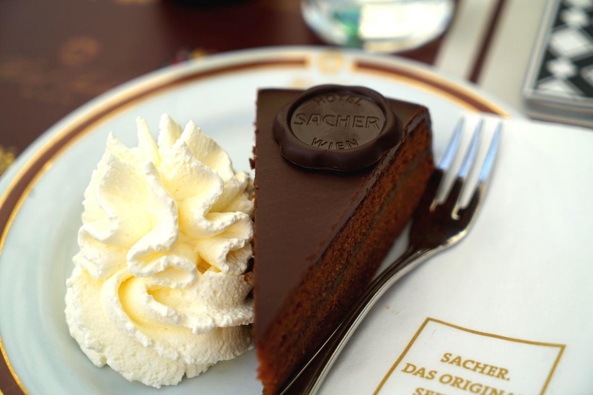 Image of Viennese Sacher Torte