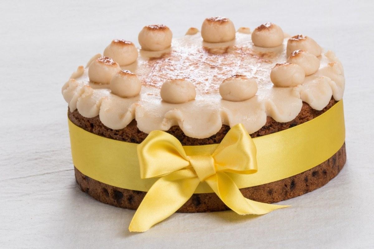 Image of Simnel Cake