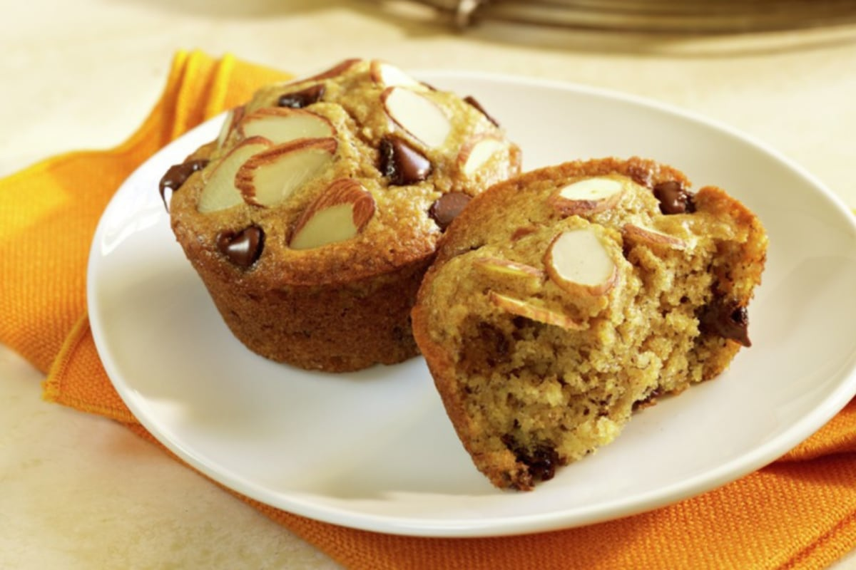 Image of Double Almond Breakfast Muffins