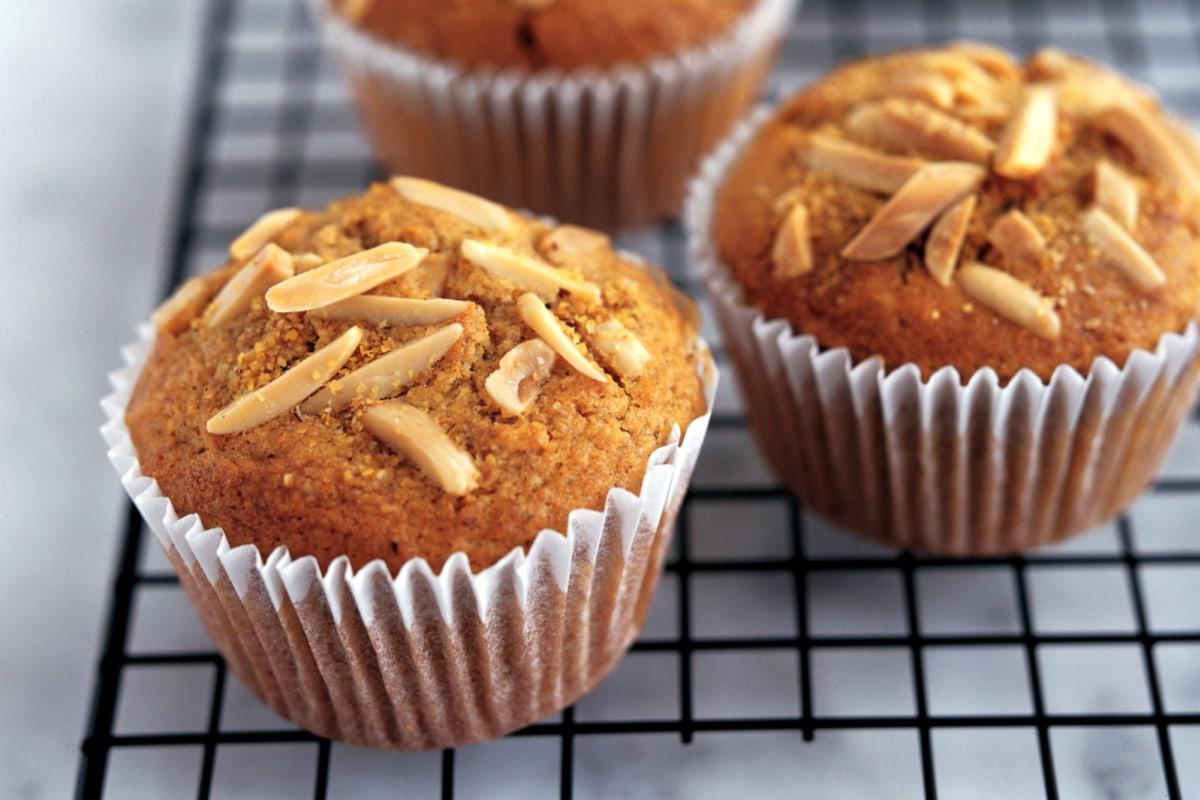 Image of Almond Orange Muffins