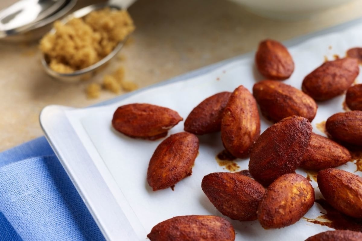 Image of Californian Spiced Almonds