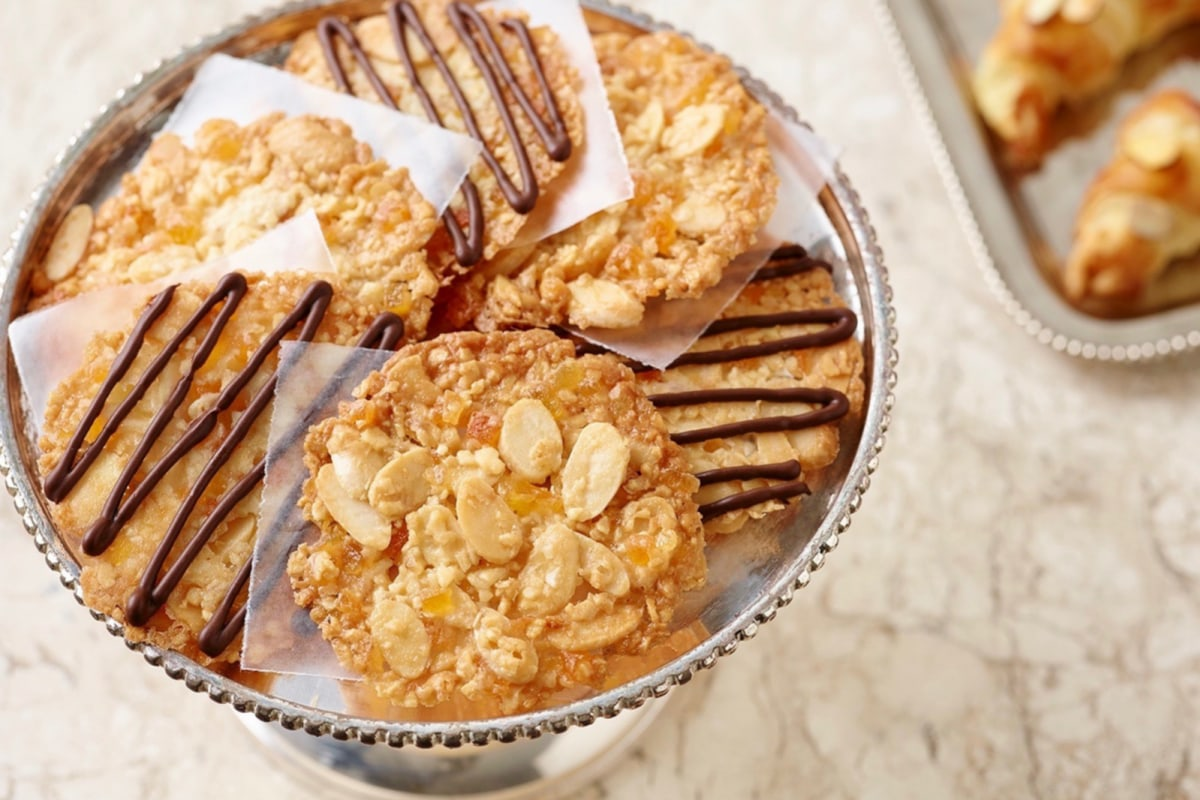 Image of Almond Florentines