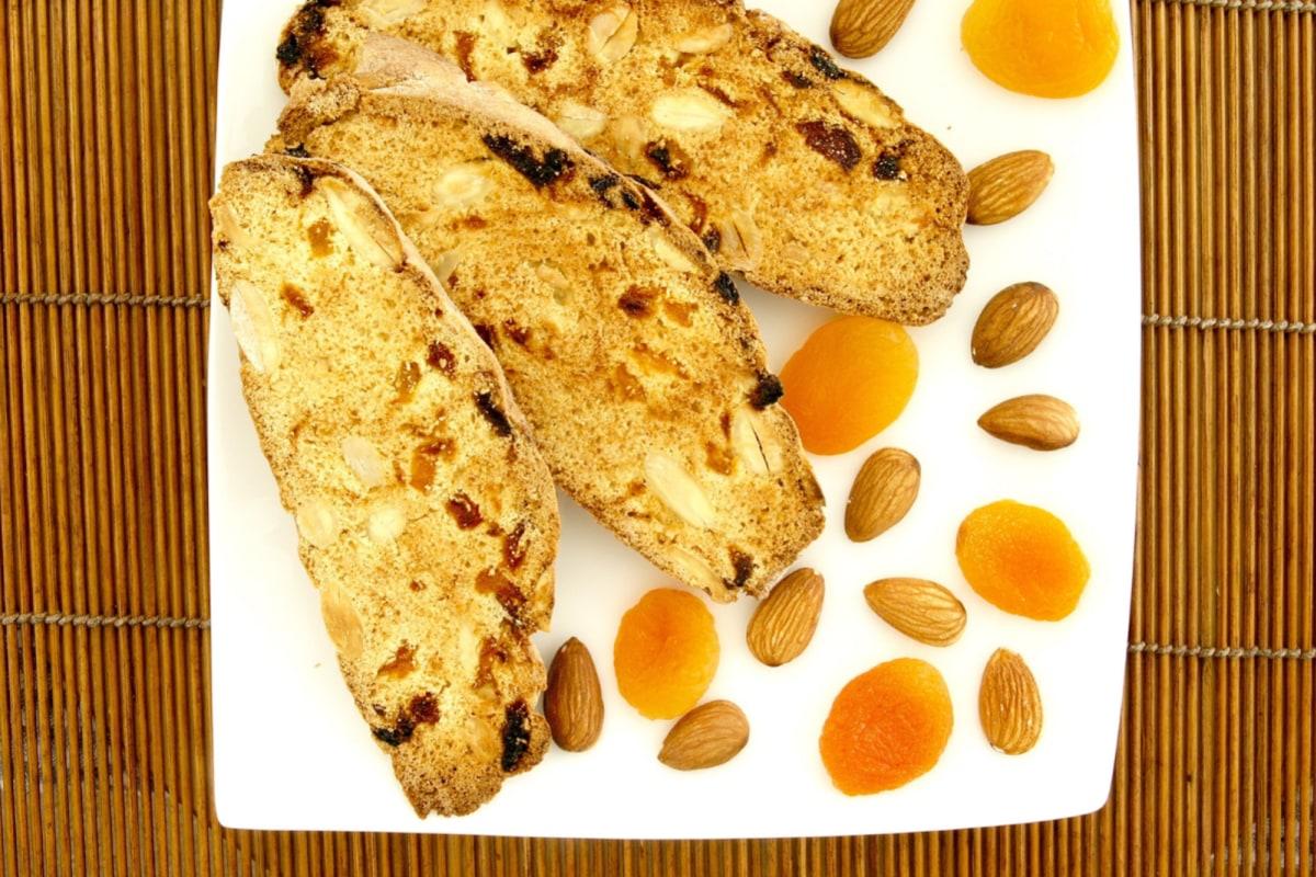 Image of Almond Apricot Biscotti
