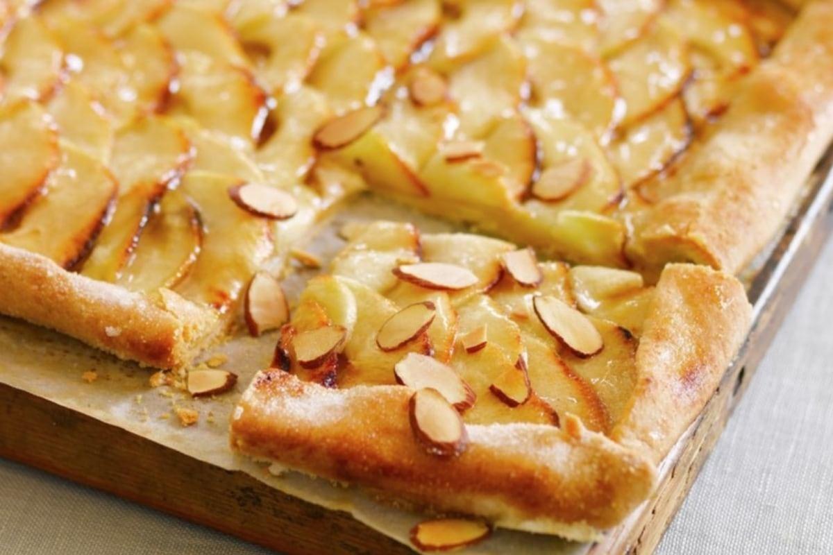 Image of Apple Almond Galette