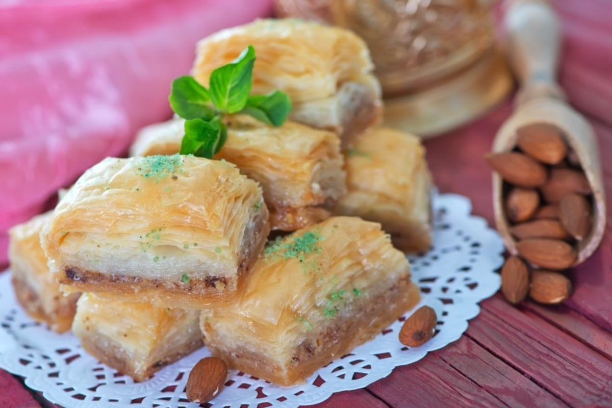 Image of Almond Baklava