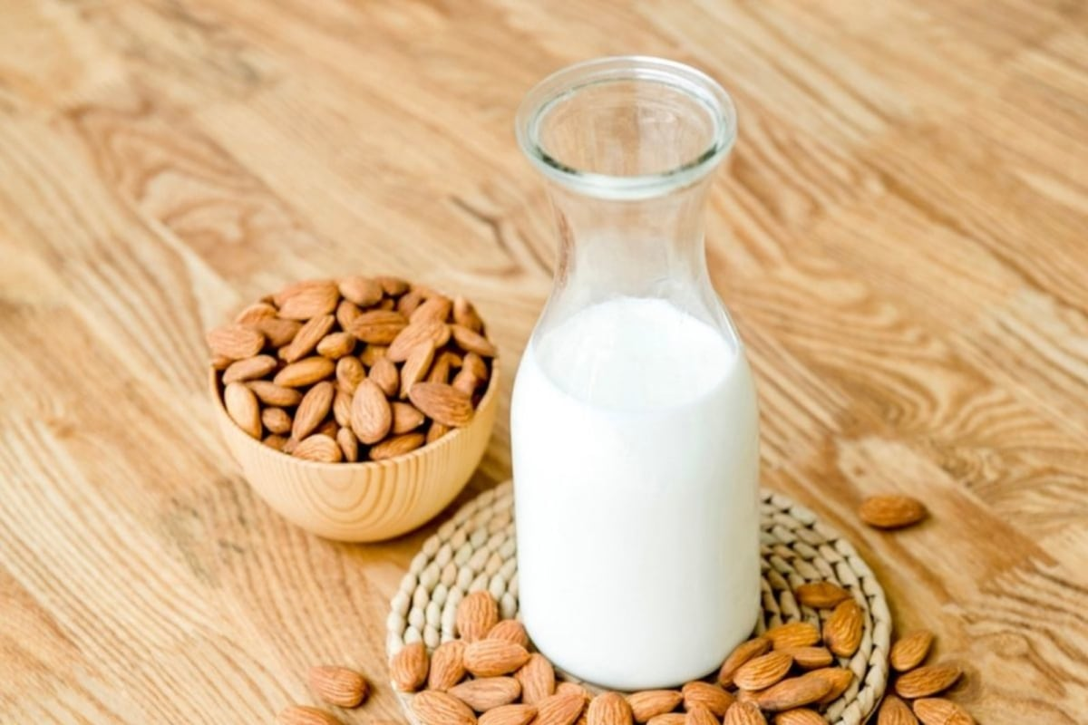 Image of Speedy Almond Milk